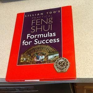 Feng Shui book, Barnes and Noble,EUC!